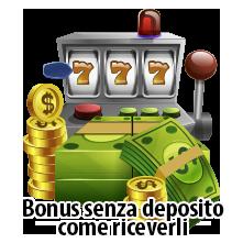 Poker con bonus gratis senza deposito